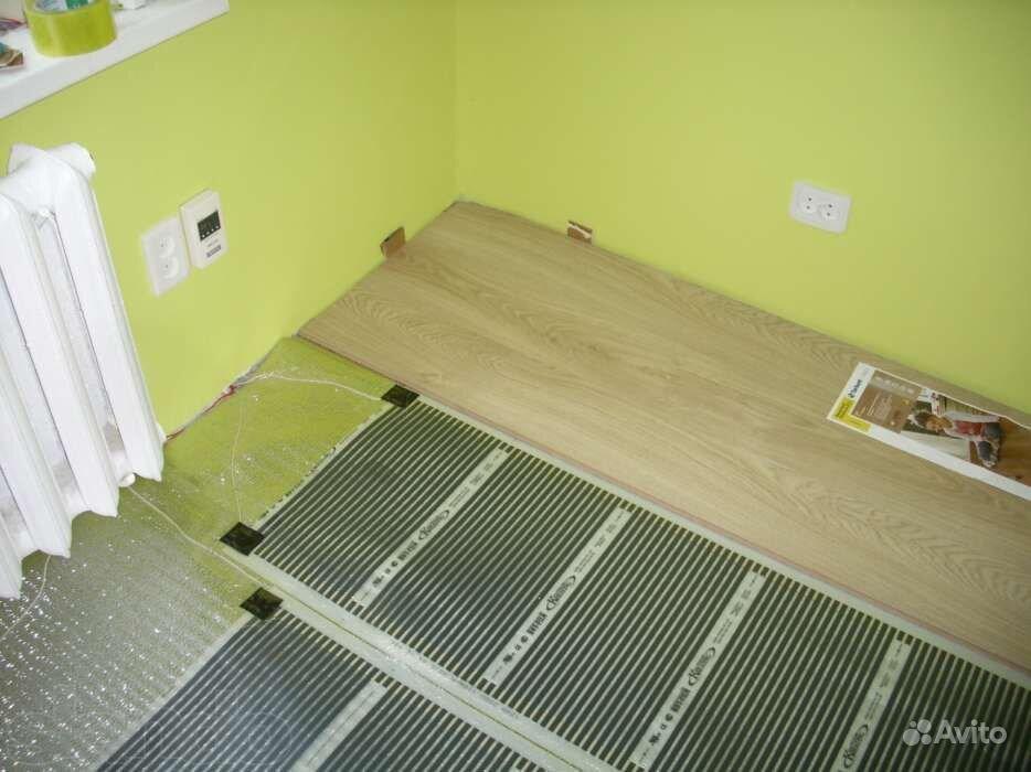 Скидка 30% на теплый пол в квартире и частном доме, бане! - .