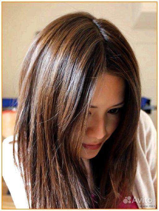 Мелирование на черные волосы как сделать