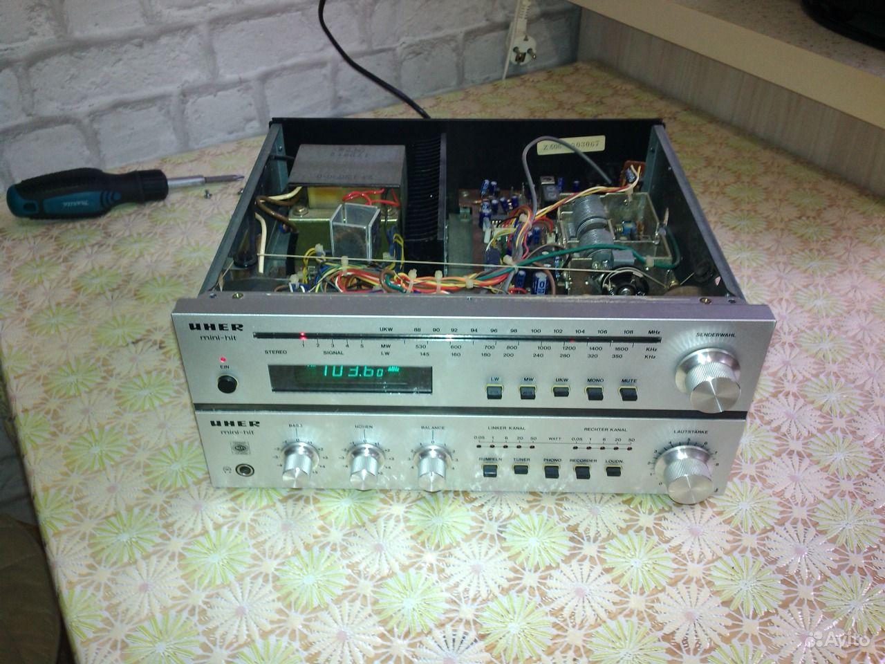 Uher eg 750 stereo uher eg 750 stereo #7