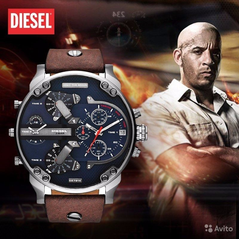 Часы diesel brave цена