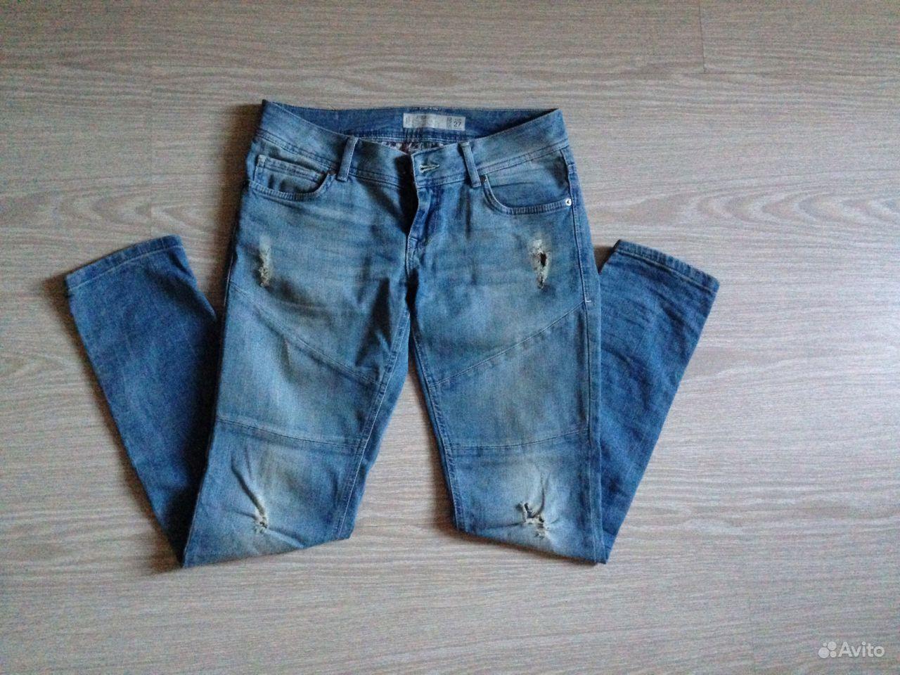 Фото рваные джинсы для детей 10 лет