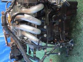Б/у D4CB контрактный двигатель Хендай Гранд Старекс H1 2,5