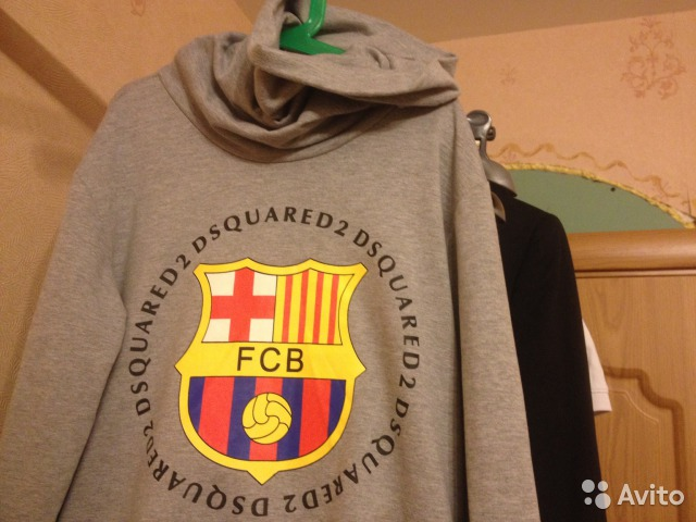 Кофты Барселона