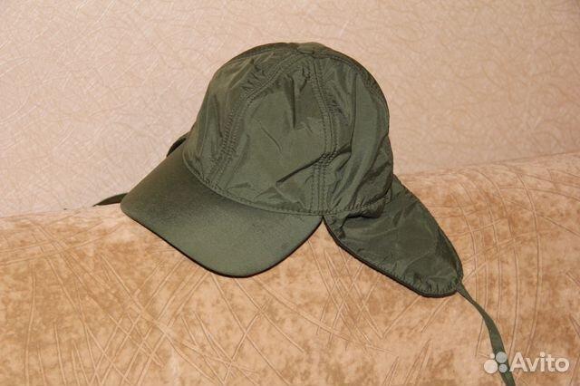 Новая шапка (кепка с ушами) Bambula весна, осень купить 1