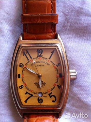 Franck Muller Оригинальные часы швейцарских