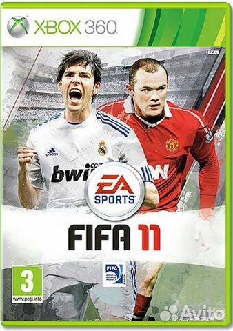 Fifa 11 лицензия