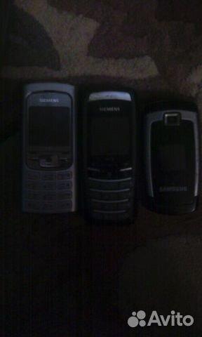 Три простых телефона