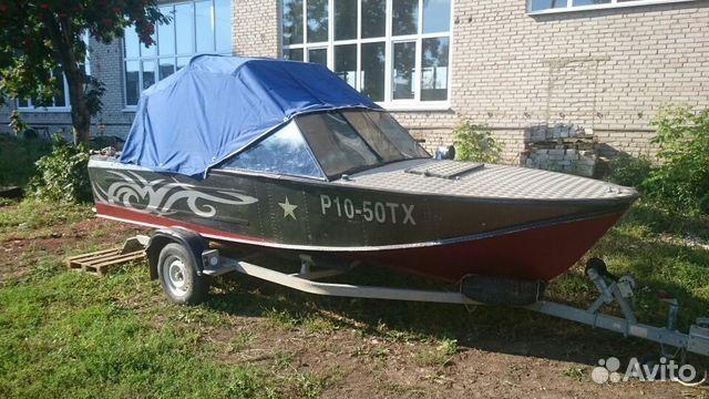 авито продажа лодок в татарстане подержанные