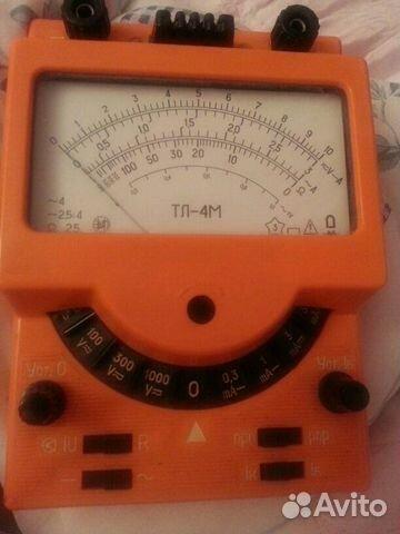 Ампервольтомметр тл-4М.