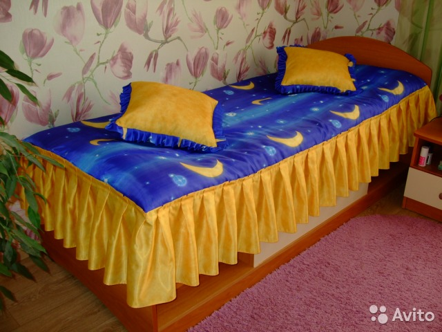 Покрывало и 2 декоративные подушки 89200402020 купить 1