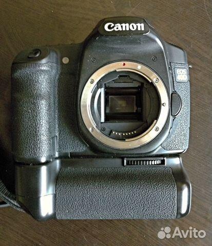 Canon eos 40d body + sehr gut (23418392)