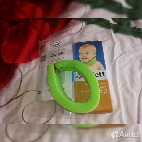 Для чего новорожденным одевают бандажи на шею