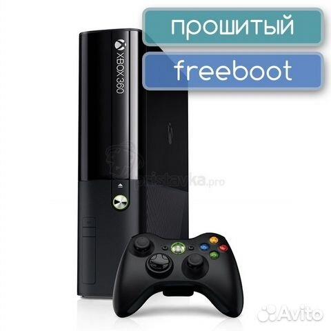 Как прошить xbox 360 у на freeboot