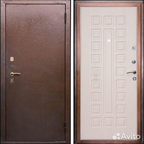 железные двери на дачу в серпухове