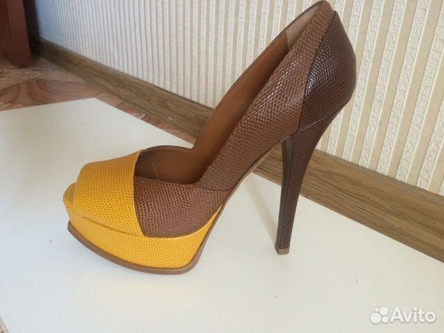 Туфли (новые, Италия)