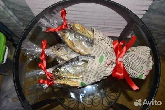 Рыба в подарок на день рождения 70