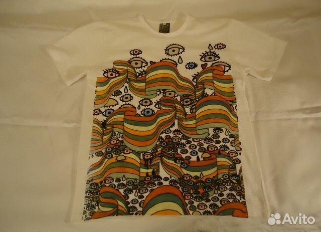 Мелкий опт ярких футболок из Тайланда