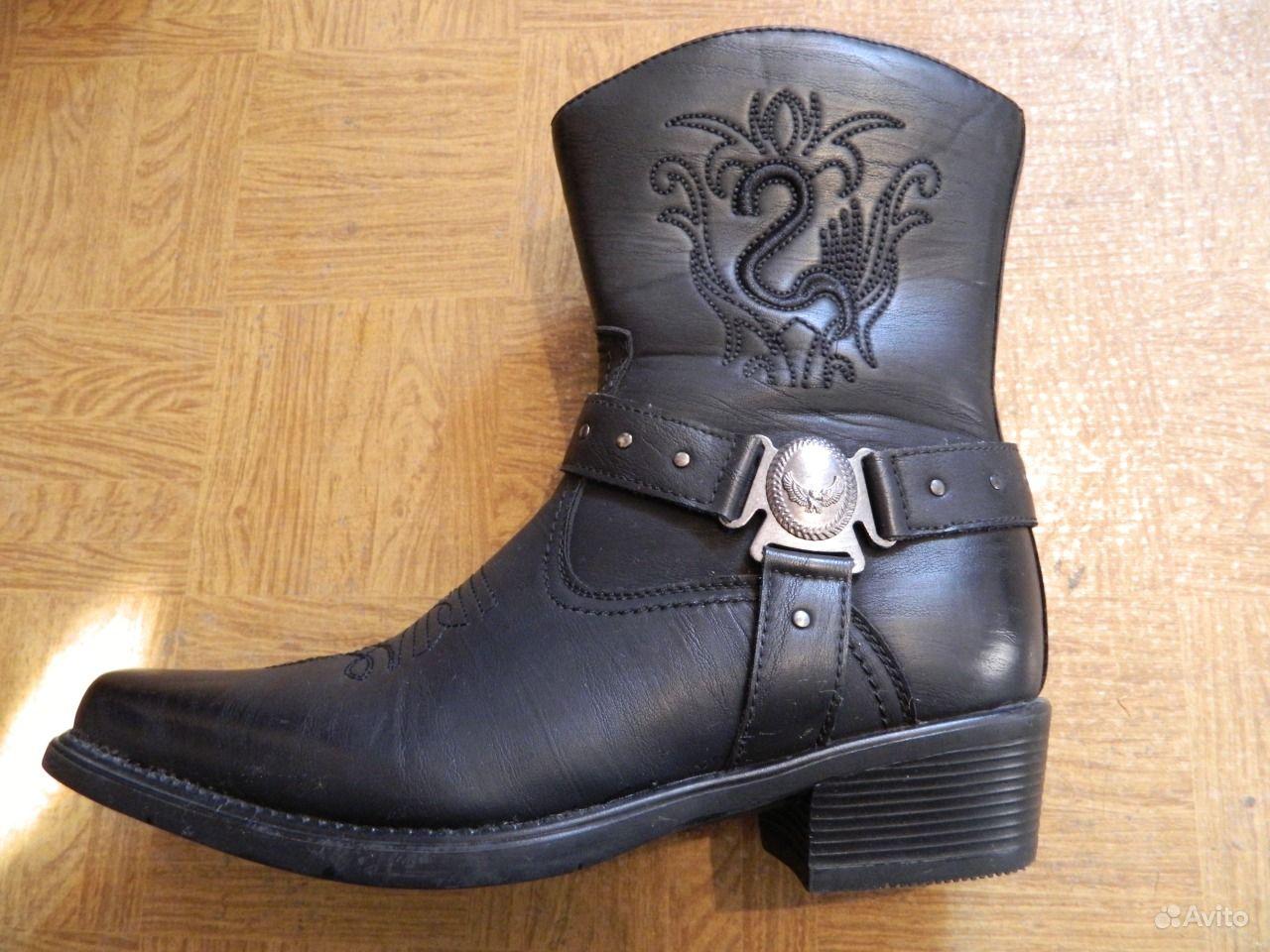 Казаки Etor, мужские казаки etor, интернет магазин обуви