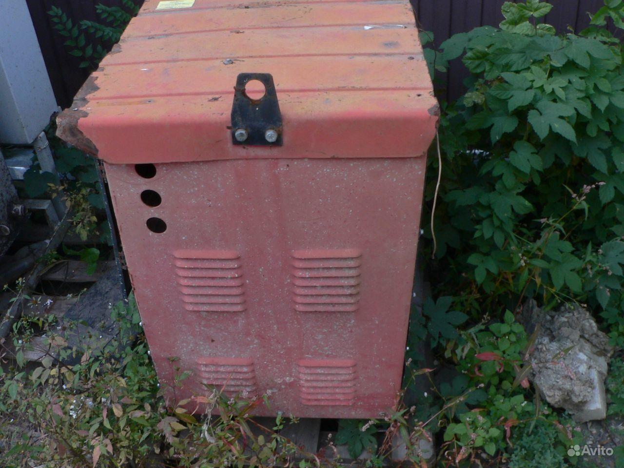 трансформатор для сушки бетона
