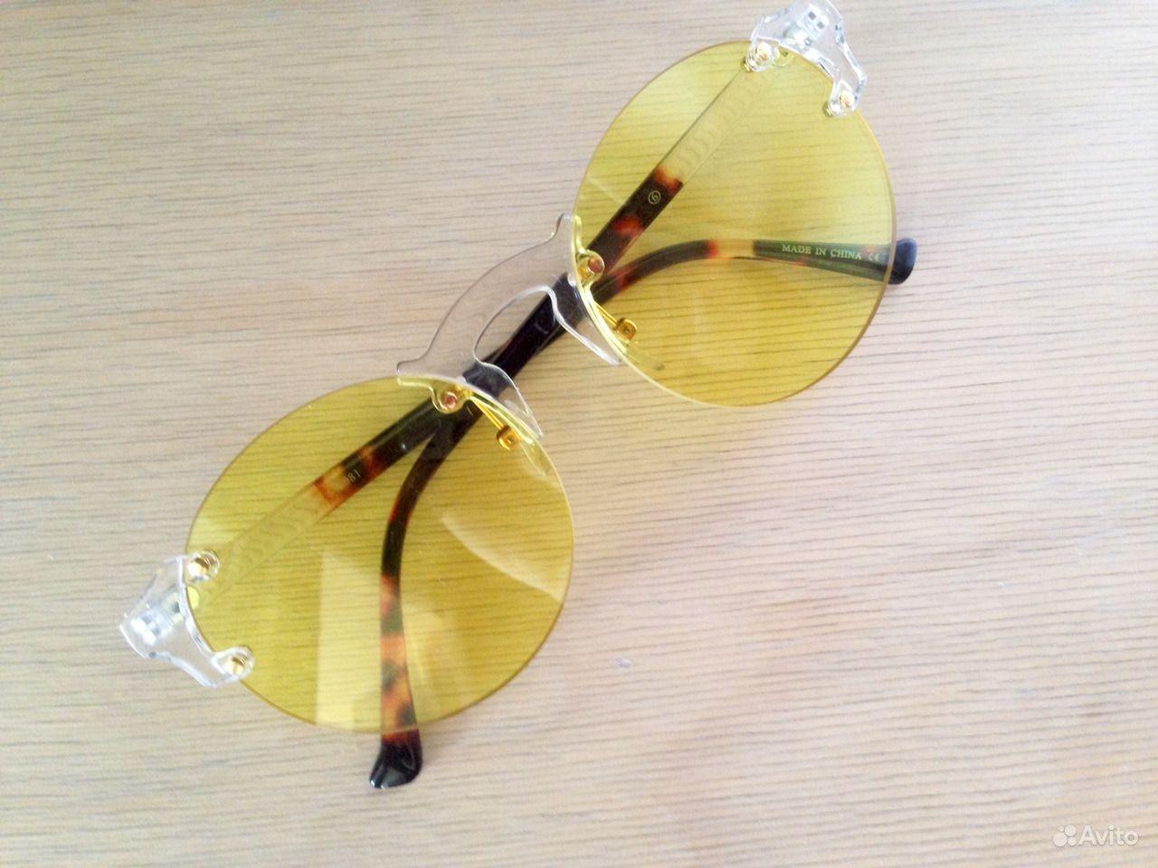 5707742d82cd Очки солнцезащитные новые   Festima.Ru - Мониторинг объявлений