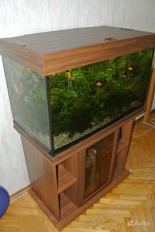 Продам аквариум AquaPlus PRO170 + ориг. подставка купить на Зозу.ру - фотография № 2