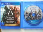 Assassins Creed:Unity ps4 обмен