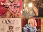Журналы elle, Vogue, Glamour, Тайны 20 века