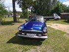 ГАЗ 21 Волга 2.4МТ, 1967, седан