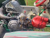 Картинг Tony kart KZ 125