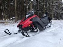 Снегоход Stels Capitan 150