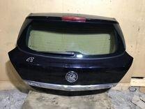 Дверь багажника Opel Astra H GTC 3 дверка