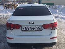 Kia Rio, 2016 г., Барнаул