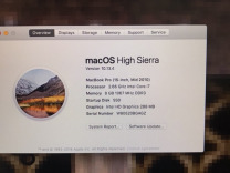 Apple MacBook Pro 15 mid 2010 i7 8gb ram