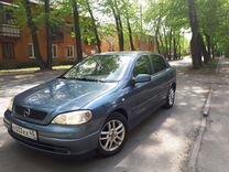 Opel Astra, 2001 г., Челябинск
