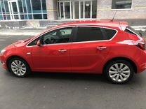 Opel Astra, 2012 г., Тюмень