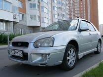 Subaru Impreza, 2003 г., Москва