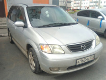 Mazda MPV, 1999 г., Челябинск