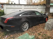 Jaguar XJ X351 long в разбор