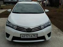 Toyota Corolla, 2014 г., Ростов-на-Дону