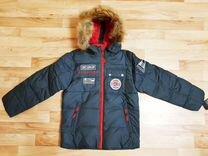 Куртки для мальчиков - купить верхнюю одежду для зимы в Москве на Avito dff18919382