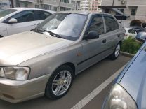 Hyundai Accent, 2008 г., Краснодар