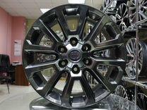 Новые диски R17 6x139.7 Toyota LC Prado 4Runner