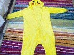 Пижама кигуруми «Пикачу» - Личные вещи 4605a6348d91b
