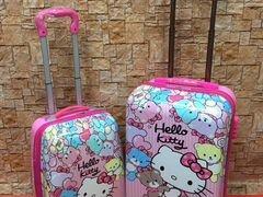 66d7f29d7957 Детский чемодан rilakkuma (рилаккума) розовый - Личные вещи, Товары ...