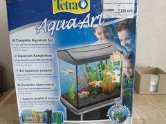 """Аквариум Аквариумный комплекс Tetra """"AquaArt"""" 30л"""