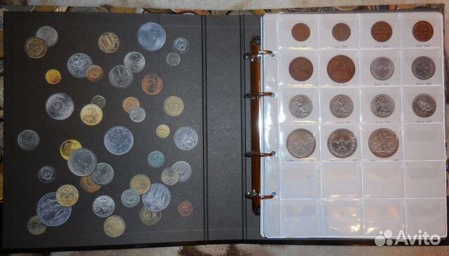 Альбом для погодовки с 1921 кому продать советские монеты