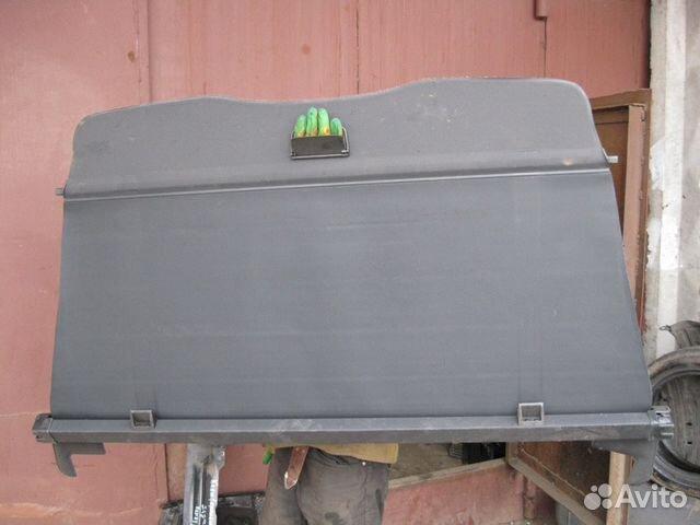 шторка багажника на porsche cayenne
