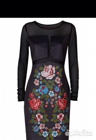 Тренд платье с доставкой