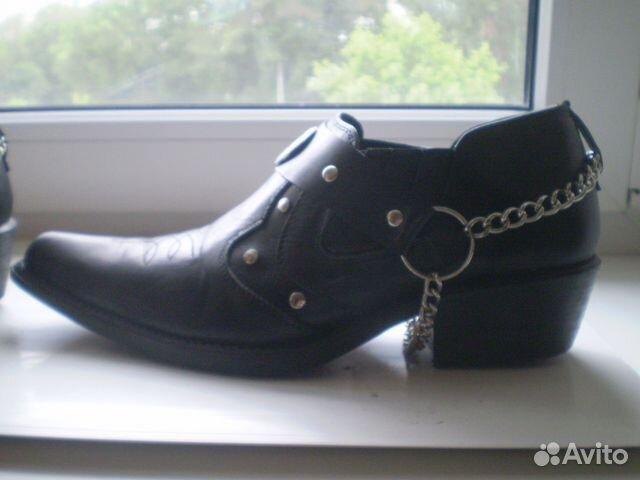 обувь казаки фото
