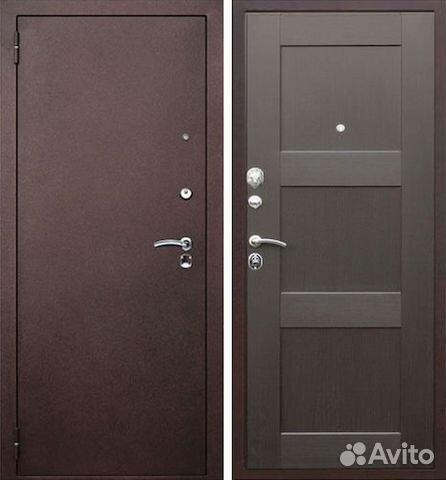 Сочи стальные двери